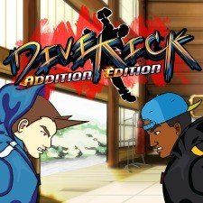 Divekick: Addition Edition