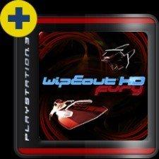 WipEout HD(フューリー エキスパンジョンパック)