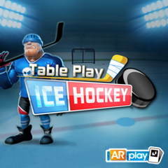 Table Play Ice Hockey