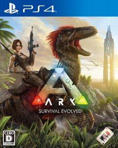 ARK:Survival Evolved