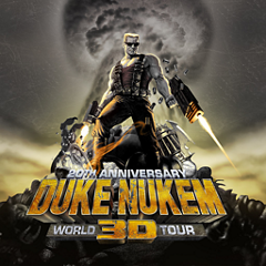 Duke Nukem 3D: 20th Anniversary World Tou