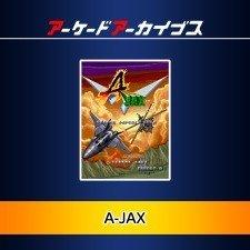 アーケードアーカイブス A-JAX