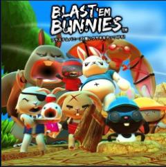 ブラステムバニーズ 悪いウサギをヤッつけろ!