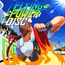 フライングパワーディスク: Windjammers
