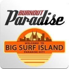バーンアウト パラダイス(Big Surf Island)