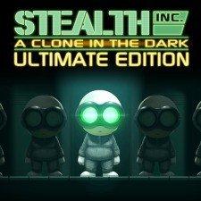 Stealth Inc: A Clone In the Dark ULTIMATE EDITION