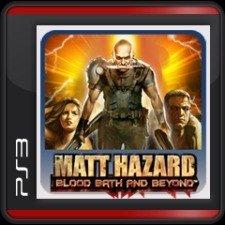 MATT HAZARD:Blood,Bath and Beyond