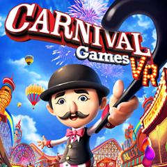 カーニバルゲームズVR