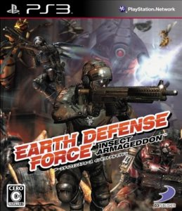 EARTH DEFENCE FORCE:INSECT ARMAGEDDON